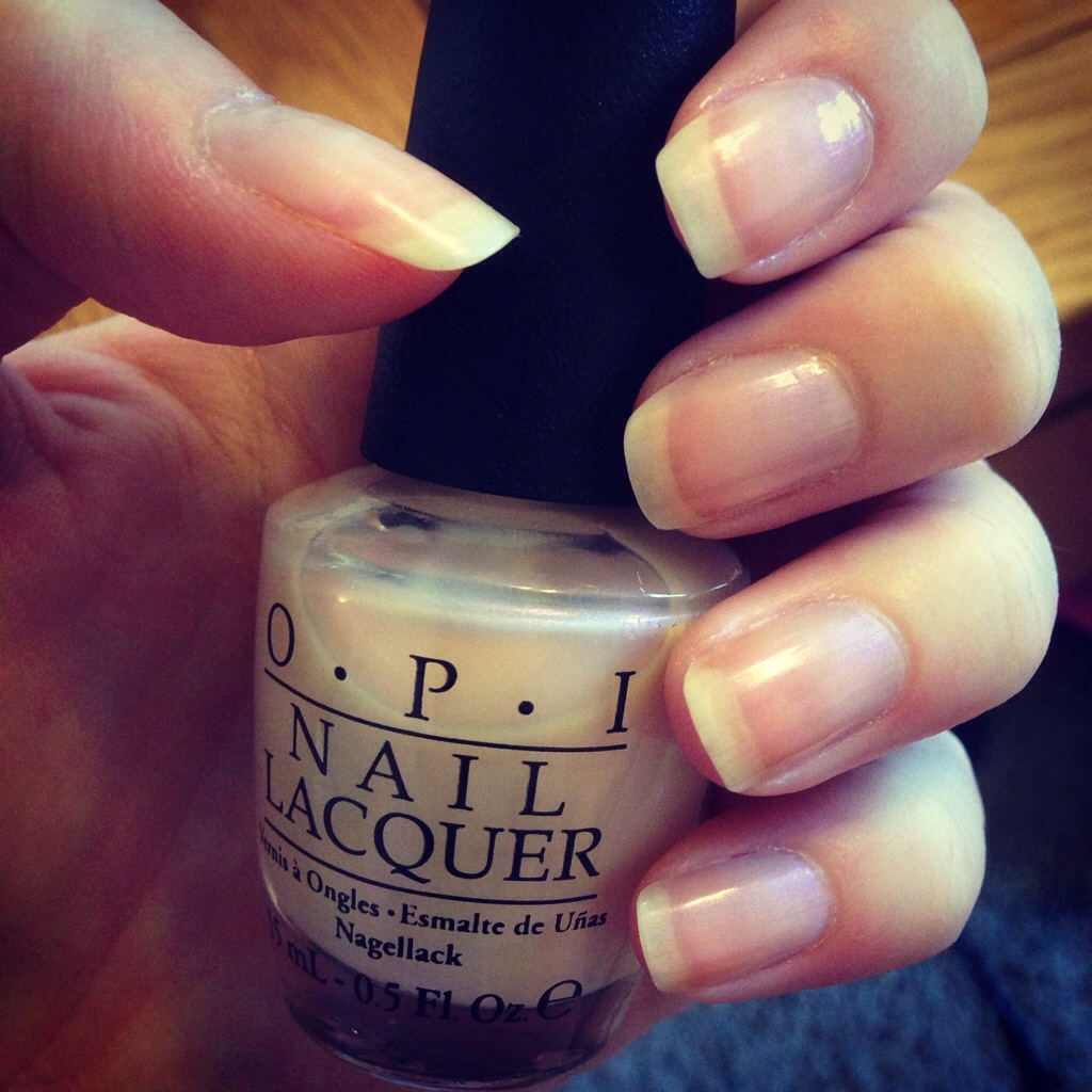 Altar Ego Wedding: The Perfect Wedding Manicure- OPI Lacquers Altar Ego And